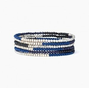 S&D Trove stretch bracelets set of six